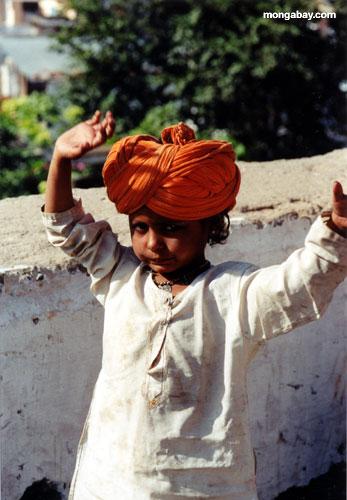 ребенка, Индия