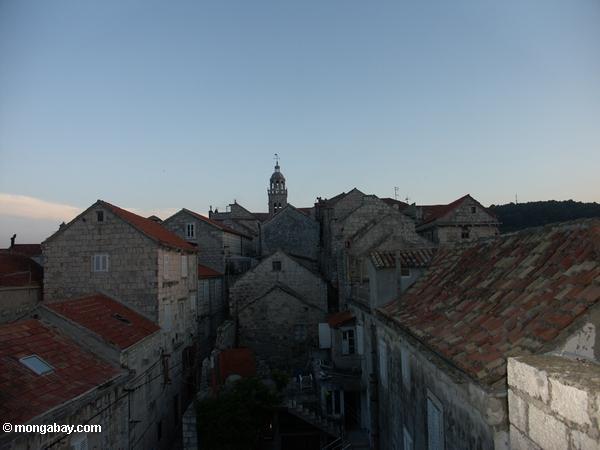 Korčula Stadt