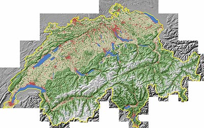 Satellites map forests of Europe for Kyoto Protocol monitoring