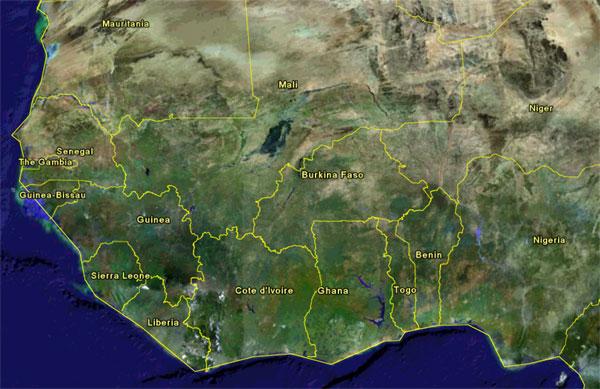 Cte dIvoire Ivory Coast Environmental Profile