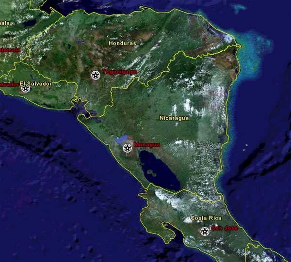 El Salvador Environmental Profile