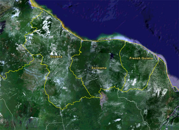 Barama Guyana