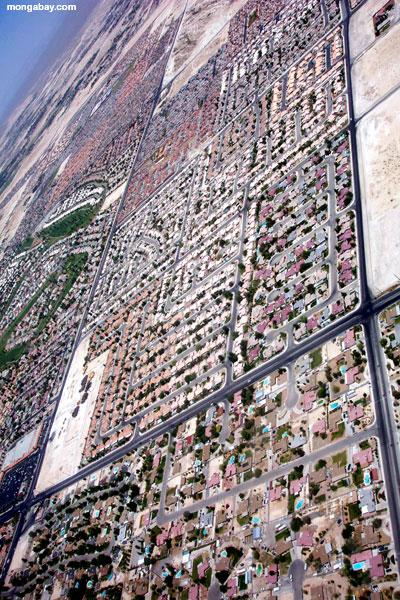 Лас-Вегас застройки