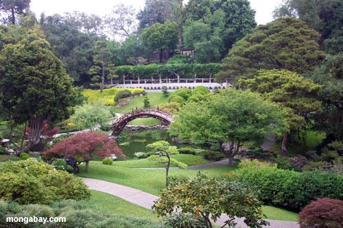 Huntingtom Gardens