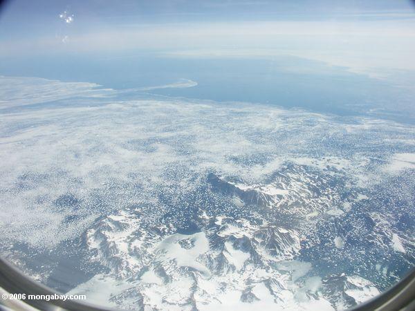 Grönland Fjorde