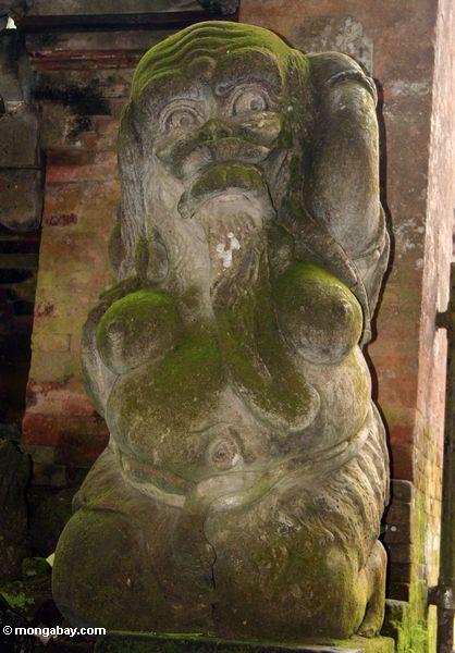 Hinduistische Statue
