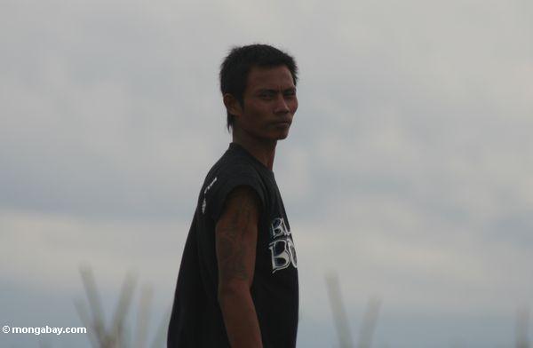 Buginese Kanu nagivator