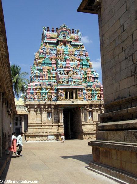 Temples do Hindu de Trichy -- Distrito de Tiruchirapalli