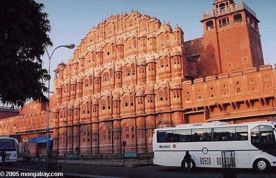 Hawa Mahal; Jaipur
