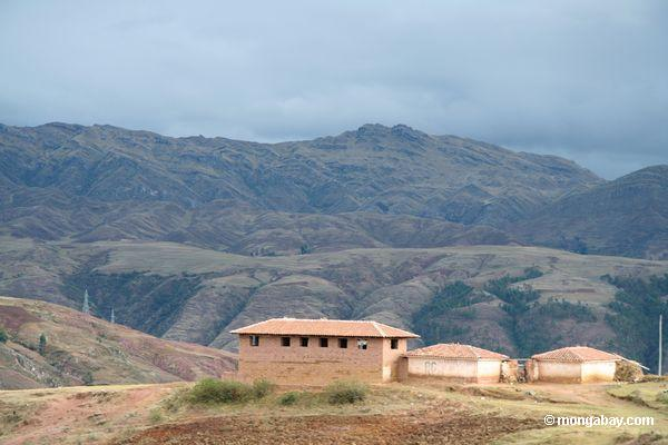 Repouso em Andes