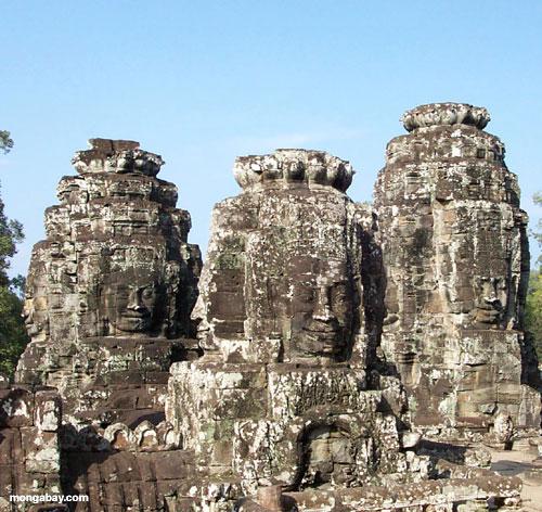 Bayon [Angkor Thom], Cambodia