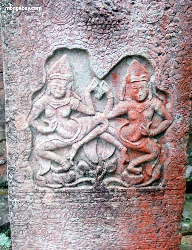 Bayon [Angkor Thom], Kambodscha