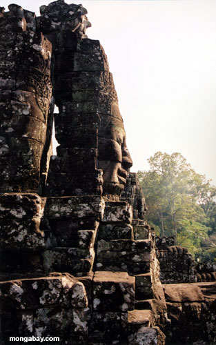 Байон [Ангкор Тома], Камбоджа