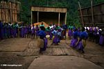 Bwindi orphans singing and dancing