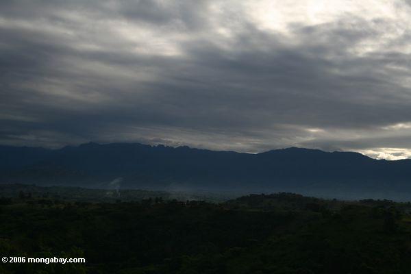 Die Rwenzori Bergfort