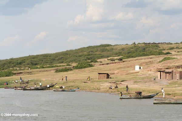 рыбацкий поселок