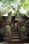 Hindu Temple in Monkey Forest (Ubud, Bali)