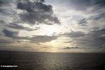 Sunset at Uluwatu (Jimbaran, Bali)