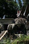 Pana grave (Toraja Land (Torajaland), Sulawesi)