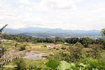 View over Rantepao (Toraja Land (Torajaland), Sulawesi)