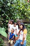 Children in Tikala (Toraja Land (Torajaland), Sulawesi)
