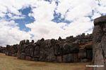 Ruins of Sacsayhuaman outside of Cuzco