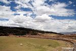 Reflecting pool / astronomical observatory at Sacsayhuaman