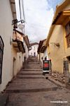 San Blas district of Cuzco